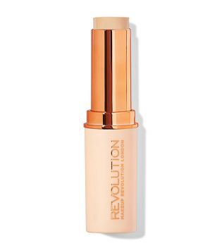 Makeup Revolution - Base de maquillaje en Stick Fast Base - F3