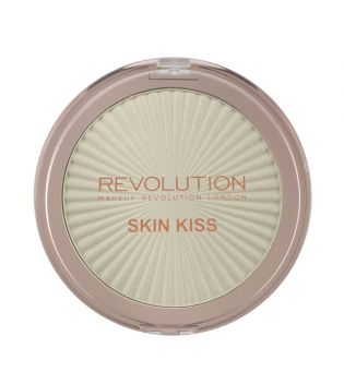 Makeup Revolution - Iluminador Skin Kiss - Ice Kiss