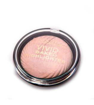 Makeup Revolution - Iluminador Vivid Baked - Peach Lights