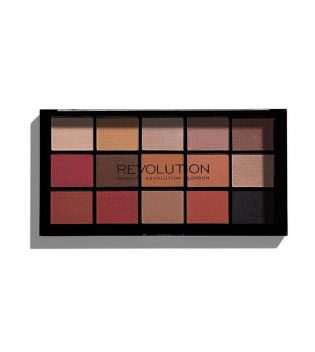 Revolution - Paleta de sombras Re-loaded - Iconic Vitality