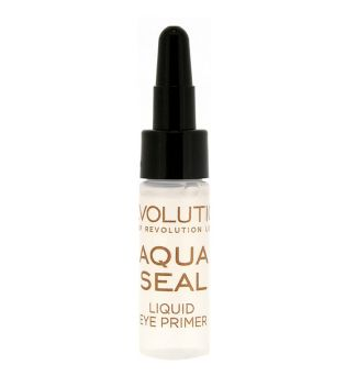 Makeup Revolution – Prebase y Sellante para sombras Aqua Seal