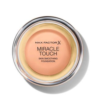 Max Factor - Base de maquillaje Miracle Touch - 085: Caramel