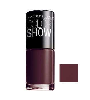 Maybelline - Esmalte de Uñas Color Show - 357: Burgundy Kiss