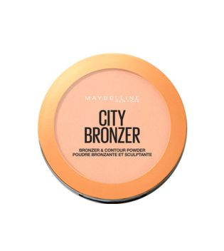 Maybelline - Polvos Bronceadores City Bronzer - 100: Light Cool