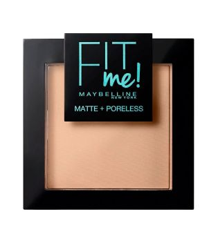 Maybelline - Polvos Matificantes Fit me - 130: Buff Beige