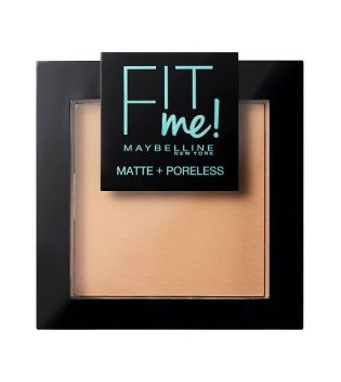Maybelline - Polvos Matificantes Fit me - 220: Natural Beige