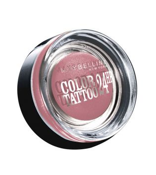 Maybelline - Sombra de Ojos Color Tattoo 24H - 65: Pink Gold