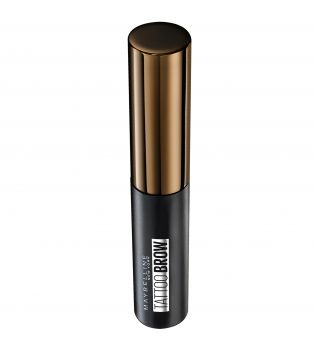 Maybelline - Tinte Semipermanente Peel Off Tattoo Brow - Castaño medio