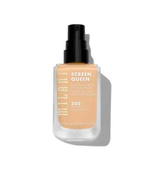Milani - Base de maquillaje Screen Queen - 300: Deep Beige