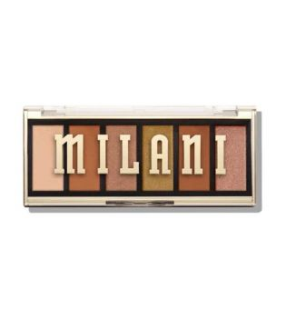 Milani - Paleta de sombras de ojos Most Wanted - 130: Burning Desire