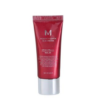 Missha - Perfect Cover BB Cream SPF 42 (20ml) - 21