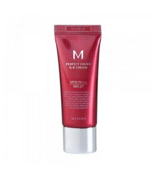 Missha - Perfect Cover BB Cream SPF 42 (20ml) - 27
