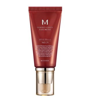 Missha -  Perfect Cover BB Cream SPF 42 (50ml) - 21