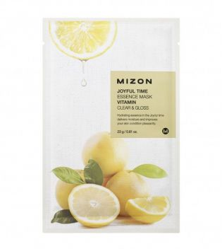 Mizon - Mascarilla Facial Joyful Time - Vitamin