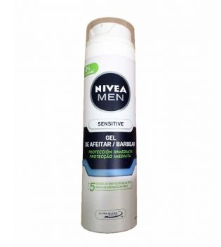 Nivea Men - Gel de Afeitar Sensitive 200ml