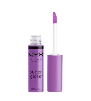 Nyx Professional Makeup - Brillo de labios Butter Gloss - BLG 29: Sugar Plum