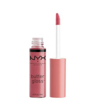 Nyx Professional Makeup - Brillo de labios Butter Gloss - BLG15: Angel Food Cake