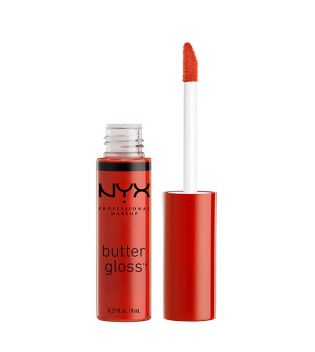 Nyx Professional Makeup - Brillo de labios Butter Gloss - BLG25: Strawberry Jam
