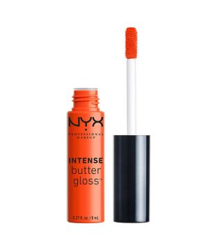 Nyx Professional Makeup - Brillo de labios Intense Butter Gloss - IBLG04: Orangesicle