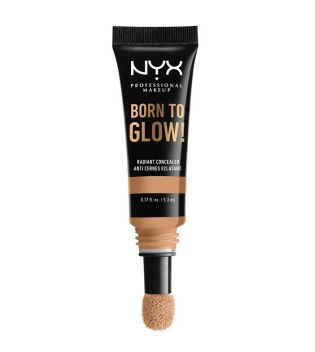 Nyx Professional Makeup - Corrector Born To Glow - Neutral Buff