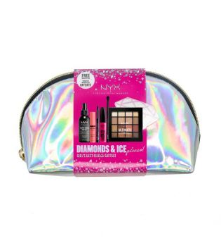 Nyx Professional Makeup - *Diamonds & Ice Please!* - Set de maquillaje Girls Best Friend