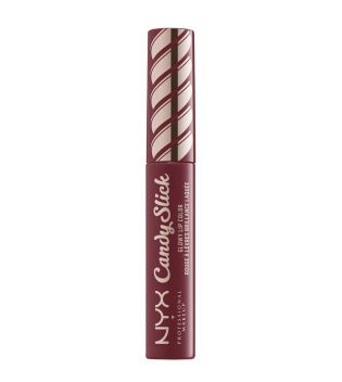 Nyx Professional Makeup - Labial Líquido Candy Slick - CSGLC09: Single Serving