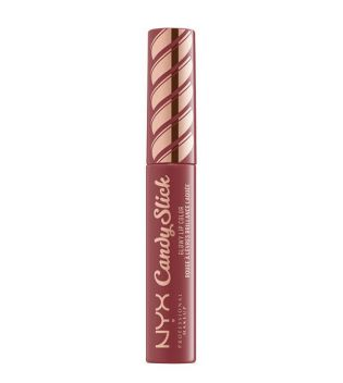 Nyx Professional Makeup - Labial Líquido Candy Slick - CSGLC10: S'more Please
