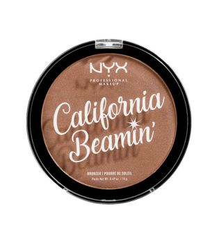 Nyx Professional Makeup - Polvos bronceadores California Beamin - CALIBB05: The OC