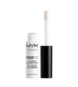 Nyx Professional Makeup - Prebase para sombras Proof it - PIES01: Colorless