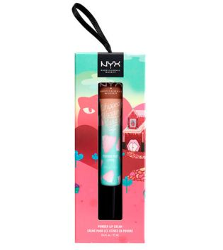 Nyx Professional Makeup - * Whipped Wonder Land* - Labial Líquido Powder Puff Lippie Powder - PPL001: Butterscotch