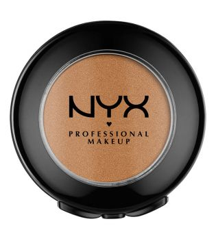 Nyx Professional Makeup - Sombra de ojos Hot Singles - HS74: Gold Lust