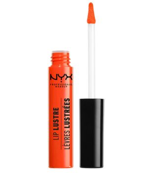 Nyx Professional Makeup - Tinte de Labios Lip Lustre - 08: Juicy Peach