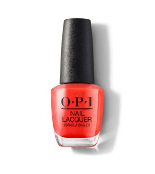 OPI - Esmalte de uñas Nail lacquer - A Good Man-darin is Hard to Find