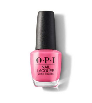 OPI - Esmalte de uñas Nail lacquer - Hotter than You Pink