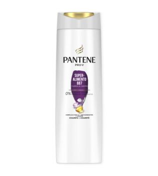 Pantene - Champú + sérum Superalimento BB7 - 270ml