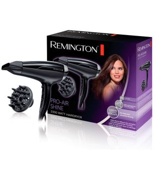 Remington - Secador Profesional PRO-Air Shine 2300W
