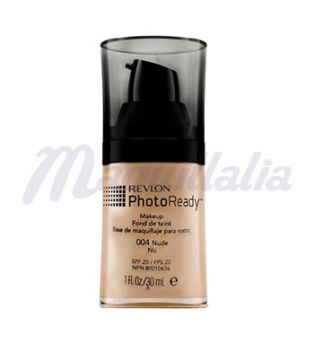 Revlon - Base de Maquillaje fluida Photoready - 004: Nude