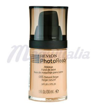 Revlon - Base de Maquillaje fluida Photoready - 005: Natural Beige