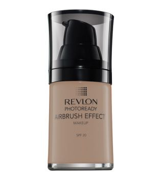 Revlon - Base de Maquillaje fluida Photoready Airbrush effect - 001: Ivory