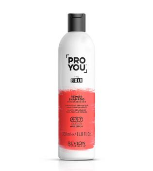 Revlon - Champú reparador The Fixer Pro You - Cabello dañado