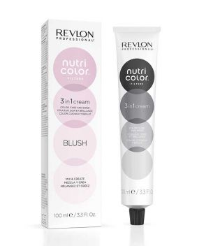 Revlon - Coloración Nutri Color Filters 3 en 1 Cream 100ml - Blush