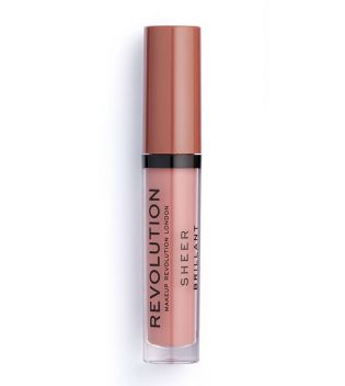 Revolution - Brillo de Labios Sheer Lip - 110 Chauffeur