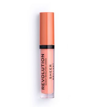 Revolution - Brillo de Labios Sheer Lip - 111 Crush