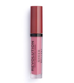 Revolution - Brillo de Labios Sheer Lip - 116 Dollhouse