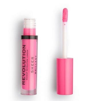 Revolution - Brillo de Labios Sheer Lip - 139 Cutie