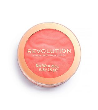 Revolution - Colorete Blusher Reloaded -  Coral Dream