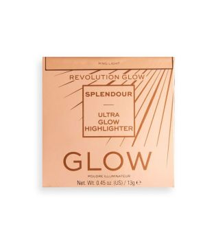 Revolution - *Glow* - Iluminador en Polvo Glow Splendour - Ring Light