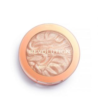 Revolution - Iluminador en polvo Reloaded - Just my Type
