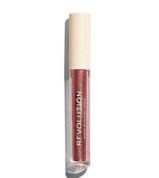 Revolution - Labial líquido Nudes Collection Metallic - Pixelated