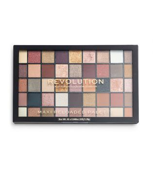 Revolution - Paleta de sombras Maxi Reloaded - Large It Up